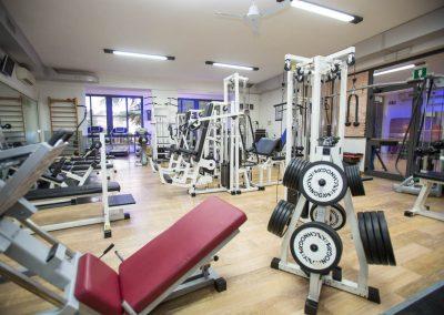 centro fitness rignano flaminio