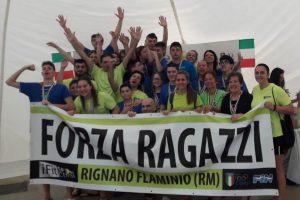 Polisportiva a Rignano Flaminio